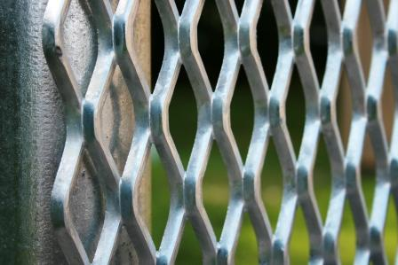 security mesh expanded metal