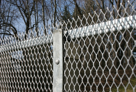 Securex Super C Fencing Increases Security Niles Fence