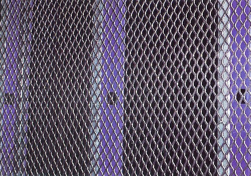 Security Expanded Metal Mesh